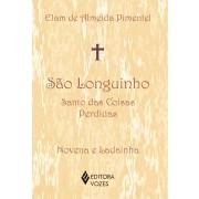 São Longuinho - santo das coisas perdidas - Novena e ladainha