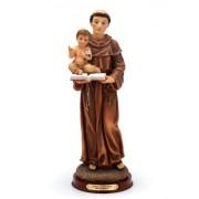 Santo Antonio 13cm Resina Importado