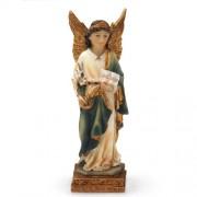 Arcanjo Gabriel 10cm Resina Importado - Estilo Florence