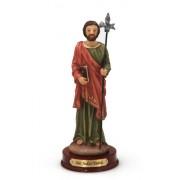 São Judas Tadeu 30cm Resina importado