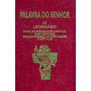 Lecionário Santoral - Volume III
