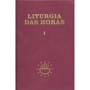 Liturgia das horas - Volume I - Tempo do advento e tempo do natal - Encadernado